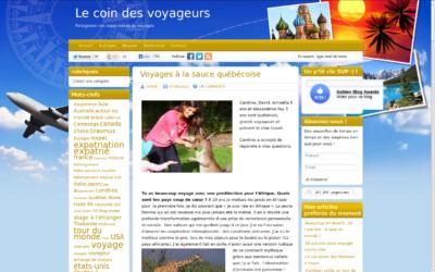 Le Coin des Voyageurs
