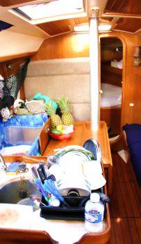 La lessive à bord du voilier