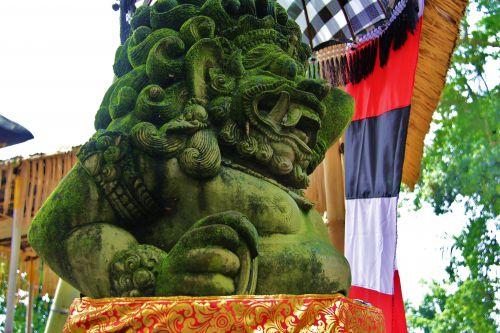 Statue Balinaise