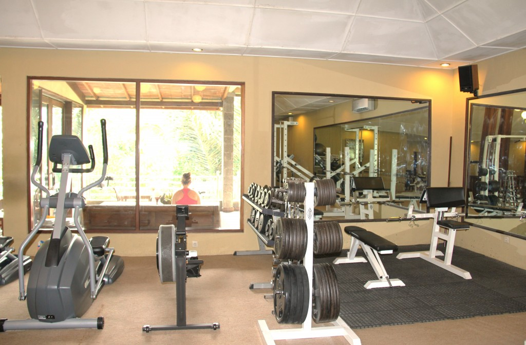 Le Ubud fitness Gym