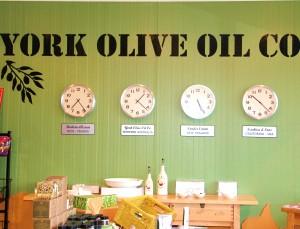 Une oliveraie en pleine campagne australienne !