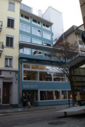 Zürich la parfaite: L'hôtel Marta