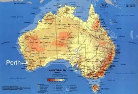 Perth est la capitale (WA) la plus isolée au monde !