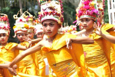 Petit traité pour attirer les Dieux Balinais