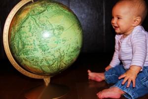 Les voyages forment les bébés !