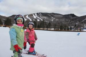 Des skieuses passionnées !