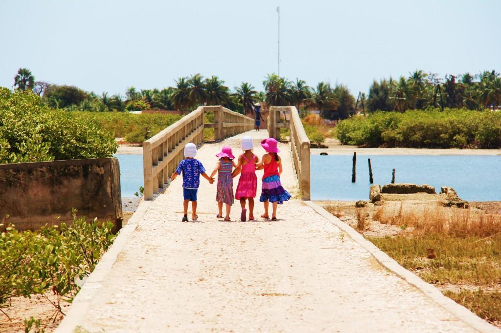 Voyage en famille Sénégal