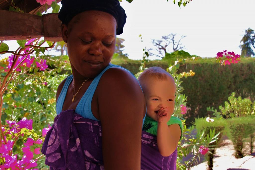Au dos de Roki, Sénégal