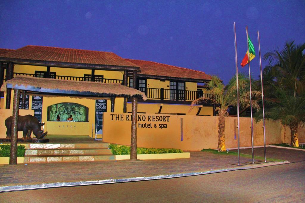 Le Rhino Resort :récipiendaire de nombreux prix !