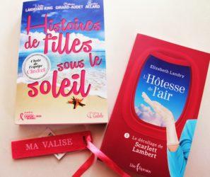 Concours «Gagner des livres qui font voyager!»