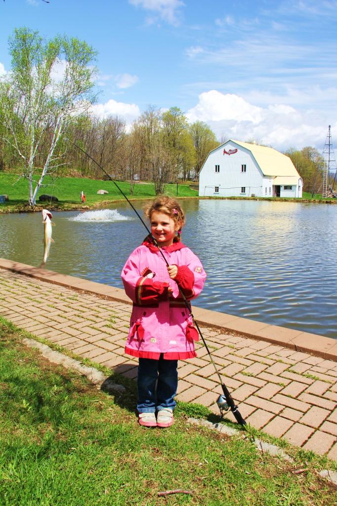 Une activité idéale pour les enfants en bas âge. Coco, 5 ans, a adoré!
