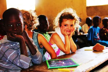L'école de brousse qui m'a donné une leçon lors d'un voyage au Sénégal