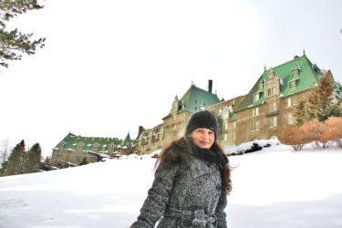 Ma chronique RythmeFM 97,1: 3 hôtels exceptionnels pour un séjour au Québec!