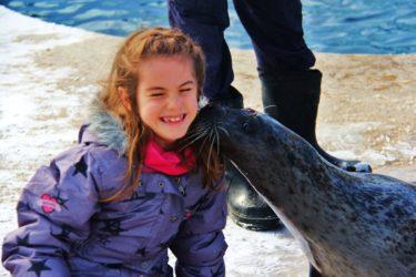 Organiser un safari anniversaire à l'Aquarium du Québec