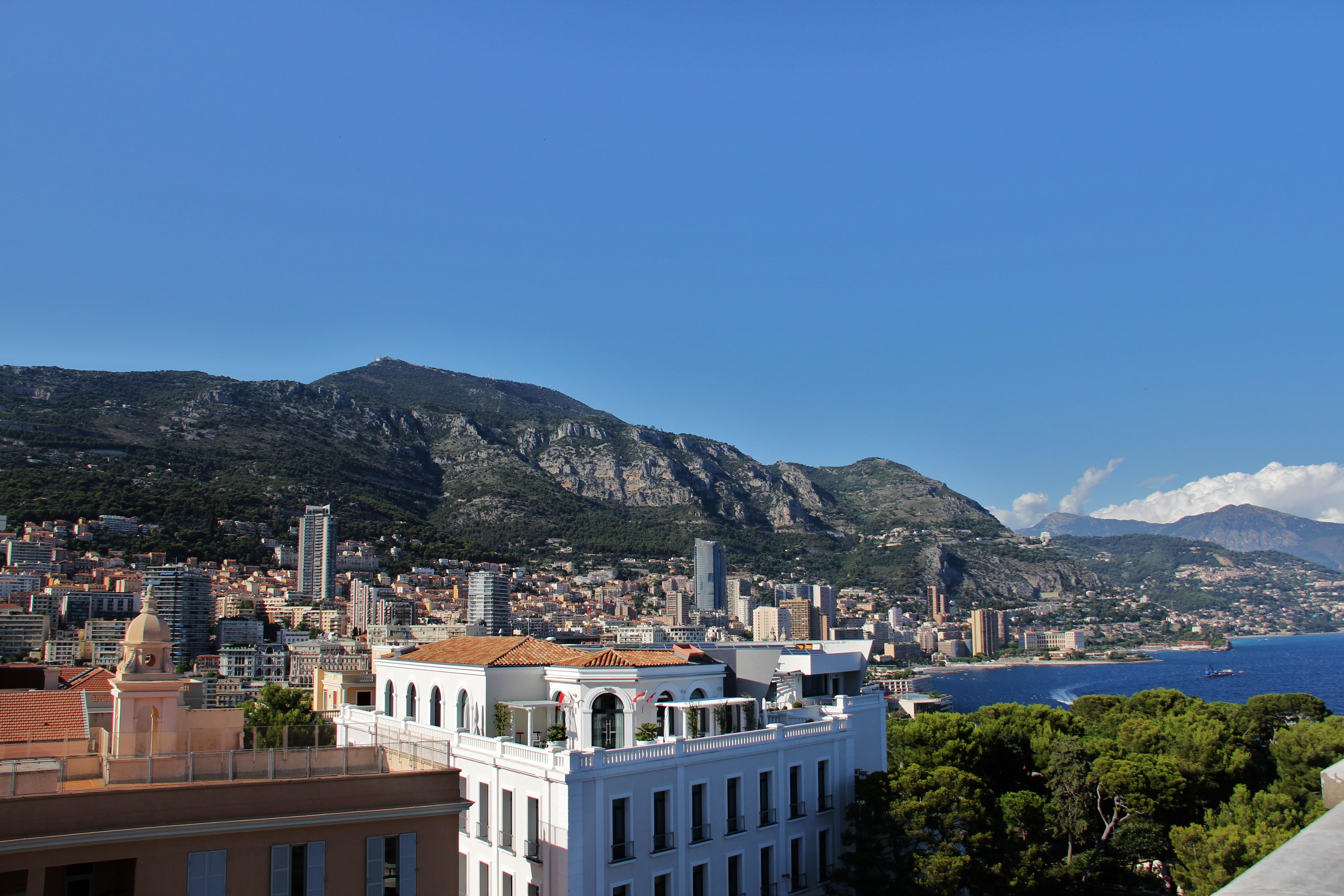 Monaco Ere Ville Du Monde