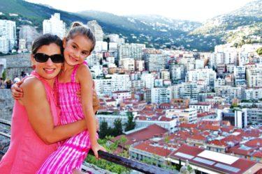 Voyager à Monaco en famille