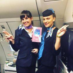 Vos questions indiscrètes à une hôtesse de l'air avec Elizabeth Landry