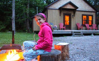 Escapade familiale au Parc régional Montagne du Diable #Laurentides, Québec