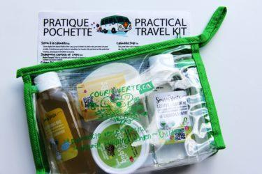 La pochette pratique de voyage Souris Verte et un #concours #codepromo