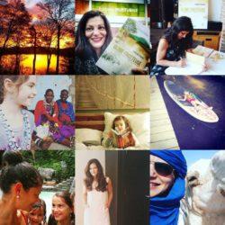 Incroyable 2017 et intriguante 2018: projet télévisuel de voyage pour Maman Globe-trotteuse