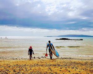 Paddleboard Hawaï